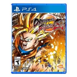 Videojuego Dragon Ball Fighter Z - PS4