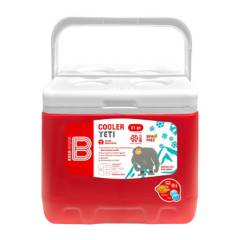 BASA - Cooler yeti 21 Qt Rojo