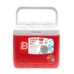BASA - Cooler yeti 9 Qt Rojo