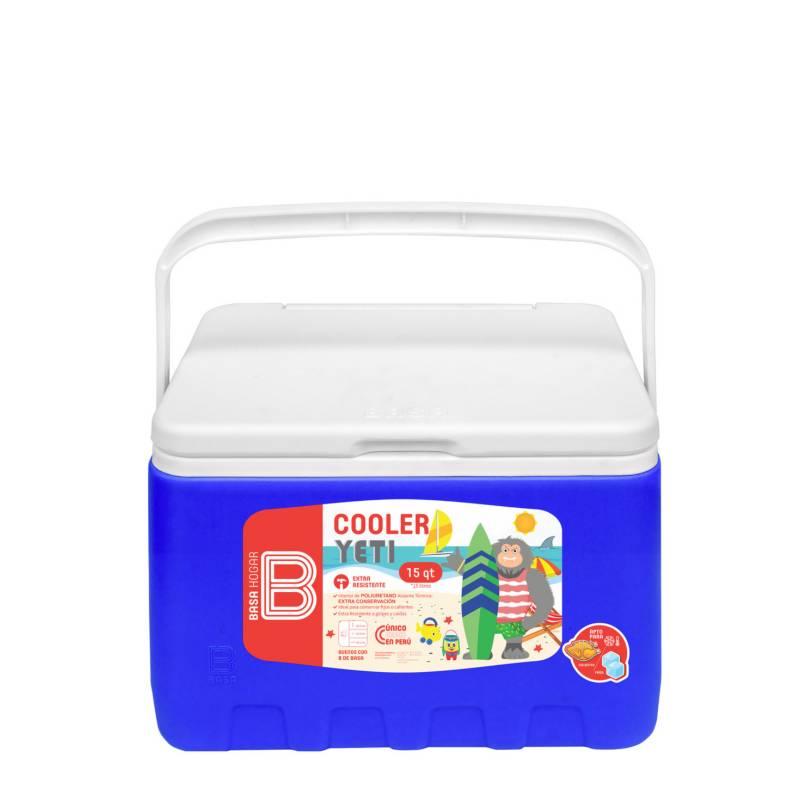 BASA - Cooler yeti Jr. 5 L Azul