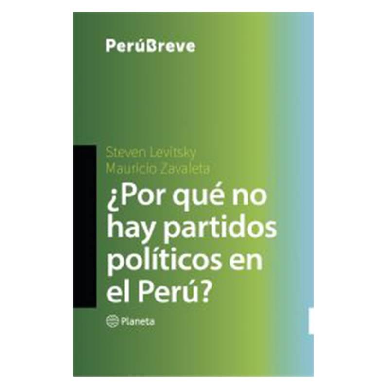 PLANETA - ¿Por qué no hay partidos políticos en el Perú?