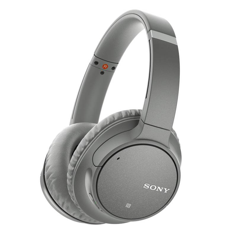 SONY - Audífonos Bluetooth Noise Cancelling WH-CH700N Gris