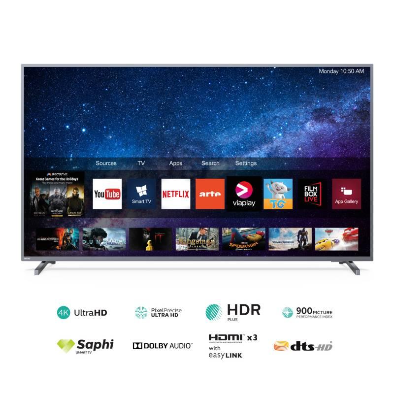 "PHILIPS - Televisor 70"" 4K Ultra HD Smart TV 70PUD6774"