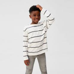 MANGO KIDS - Camiseta Rayas5