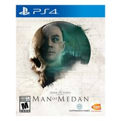 PLAYSTATION - The Dark Pictures Anthology Man Of Medan PS4