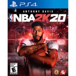 PLAYSTATION - Videojuego NBA 2K20 - Latam - PS4