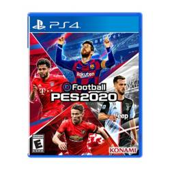 PLAYSTATION - PES20 - Pro Evolution 2020 PS4