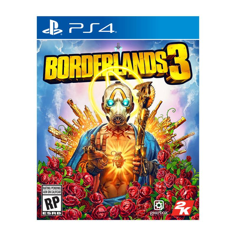 PLAYSTATION - Borderlands 3 PS4