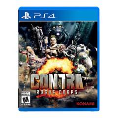 PLAYSTATION - Contra Rogue Corps PS4