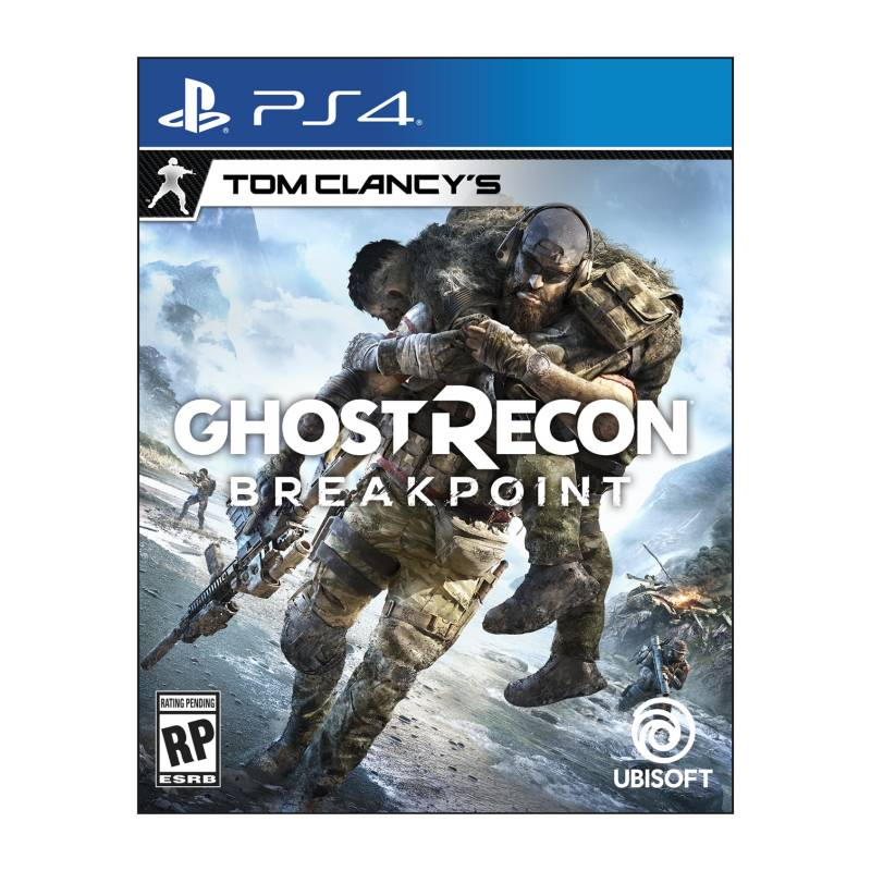 PLAYSTATION - Ghost Recon Breakpoint Latam P4