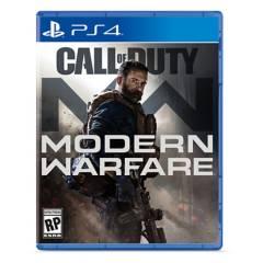 PLAYSTATION - Call Of Duty Modern Warfare PS4
