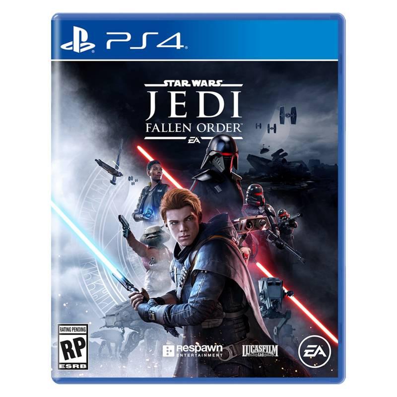 PLAY STATION - Ps4 Jgo Star Wars Jedi Fallen Order