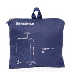 SAMSONITE - Global Ta Foldable Luggage Cover M Midn.Blue