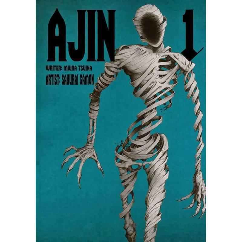 PANINI - Ajin N.1