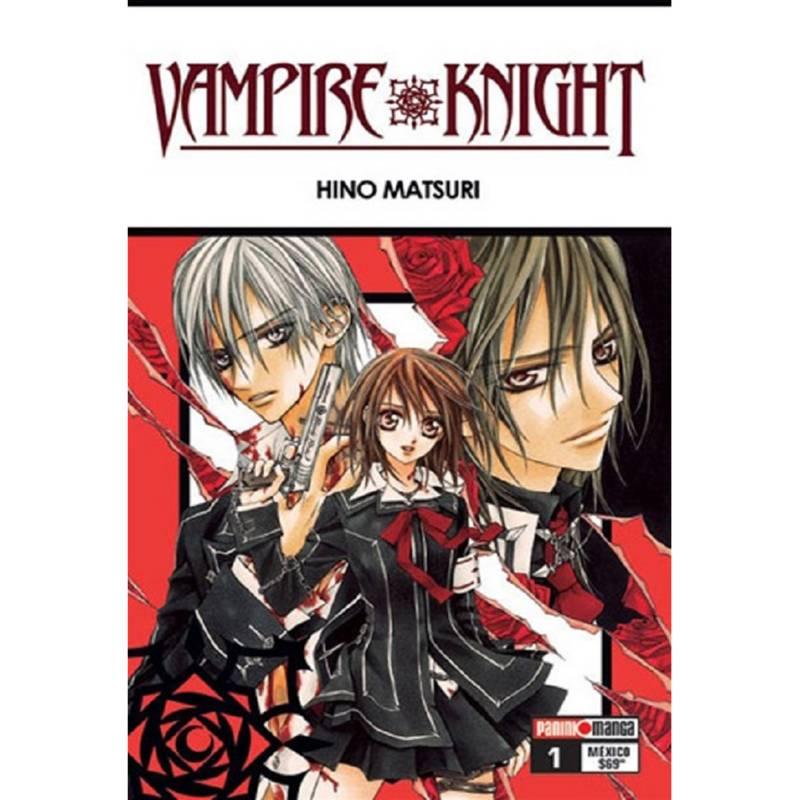PANINI - Vampire Knigth N.1