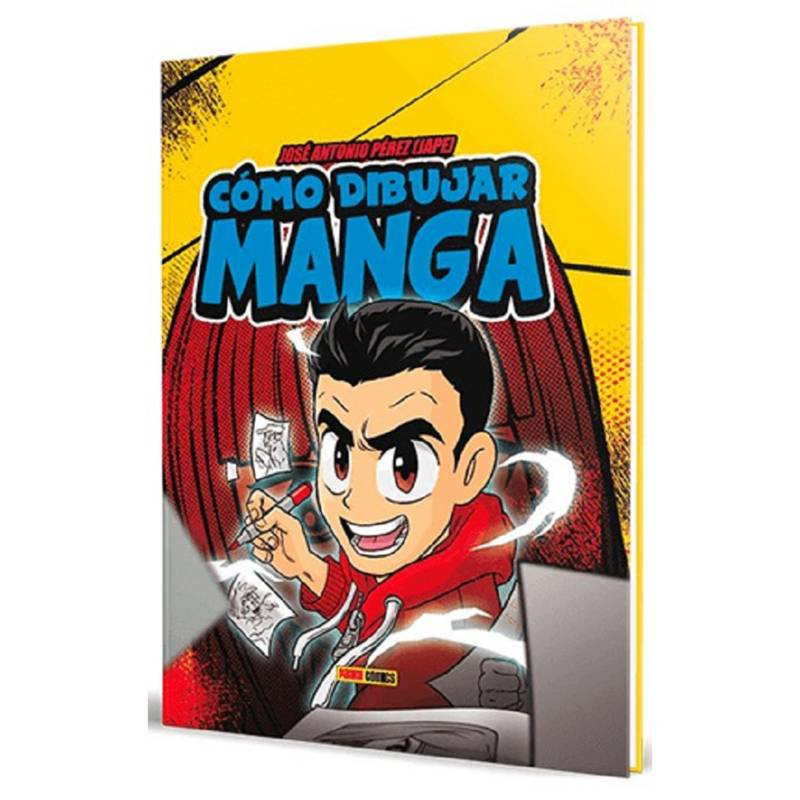 PANINI - Como Dibujar Manga