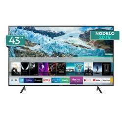 """Televisor LED Smart TV 4K UHD 43"""" UN43RU7100"""