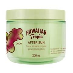 HAWAIIAN TROPIC - Coconut After Sun Crema Hidratante Corporal 200 ml