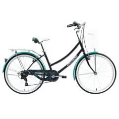 OXFORD - Bicicleta Mujer Cyclotour Aro 24