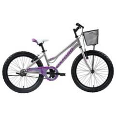 OXFORD - Bicicleta Mujer Luna Plata