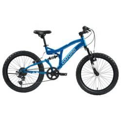 OXFORD - Bicicleta Hombre Drako Azul- aro 20
