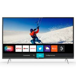 "Televisor LED  50"" 4K ULTRA HD 50U6295"