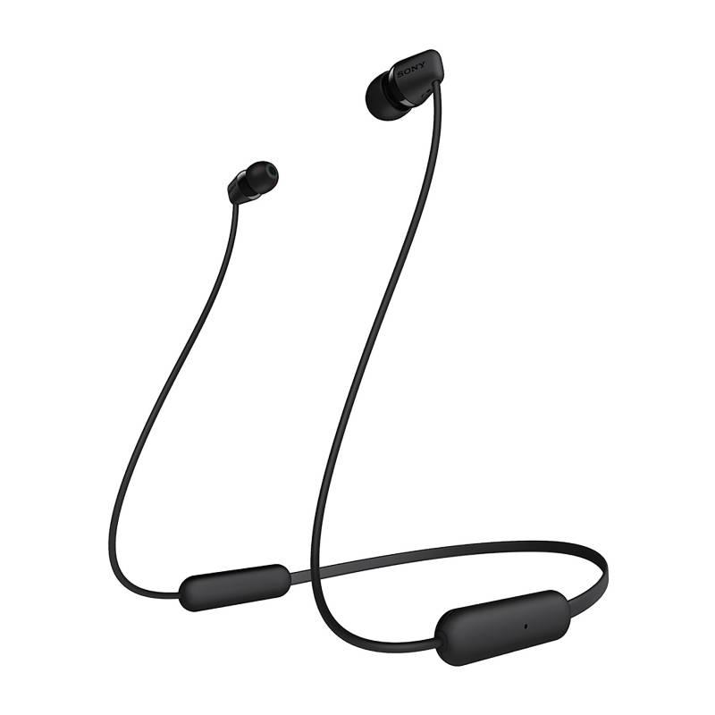 SONY - Audífonos In Ear Bluetooth WI C200 Negro