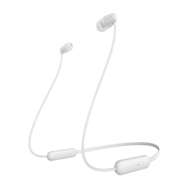 SONY - Audífonos In Ear Bluetooth WI C200 Blanco
