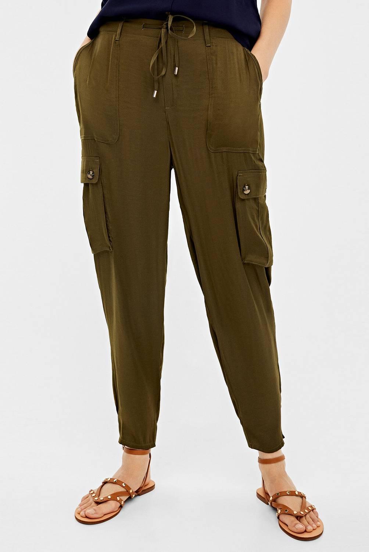 SPRINGFIELD - Pantalón Cargo Mujer