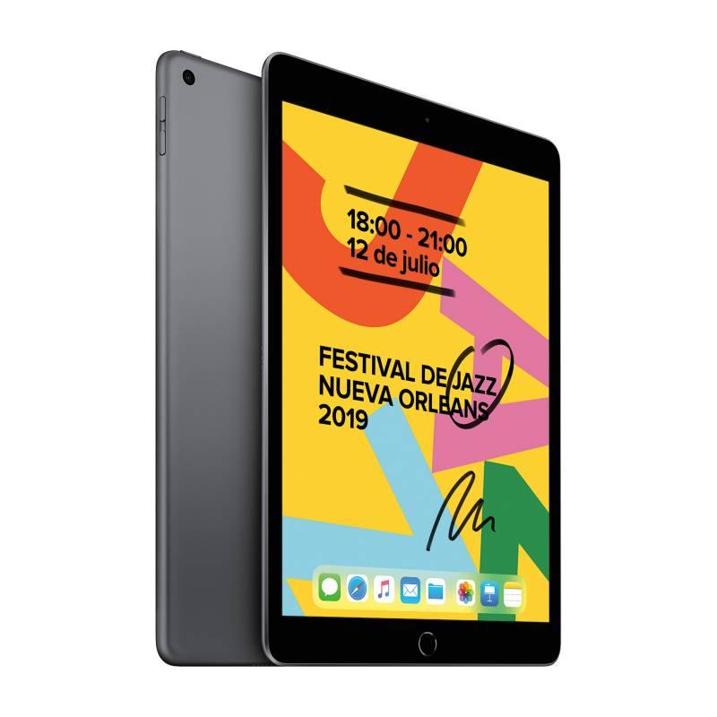 APPLE - iPad 10.2 Wi-Fi 32GB - Space Grey