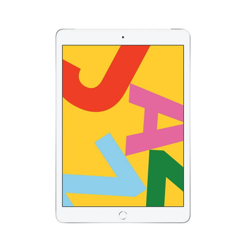 APPLE - iPad 10.2 7th Gen Wi-Fi 32GB - Silver