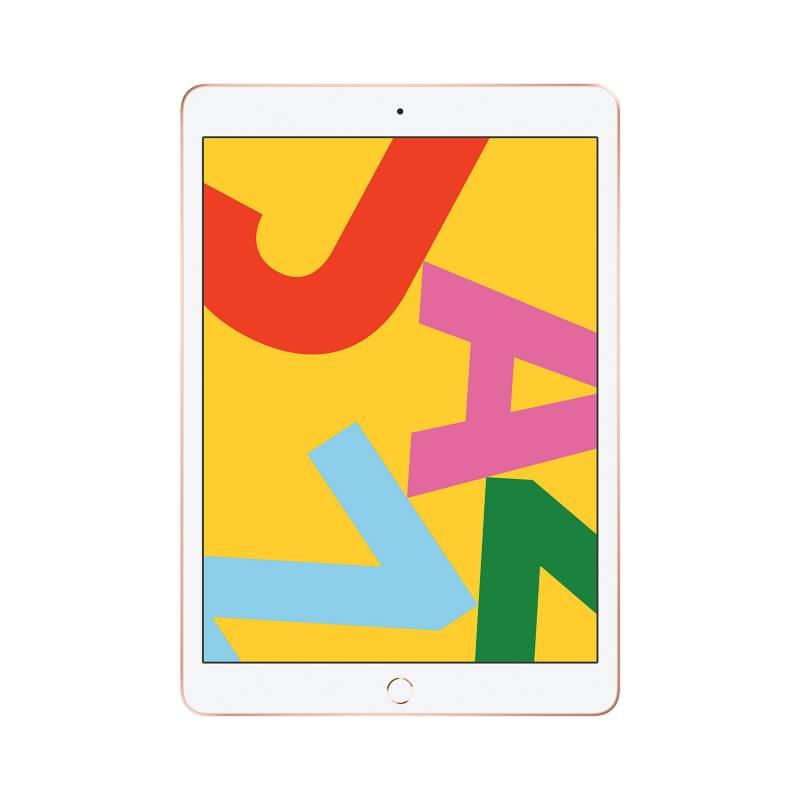 APPLE - iPad 10.2 Wi-Fi 32GB - Gold