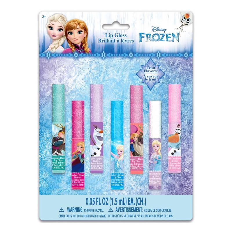 TOWNLEYGIRL - Pack X7 Brillo Labial Frozen