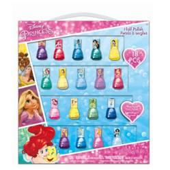 TOWNLEYGIRL - Pack X 18 Esmalte Disney Princess