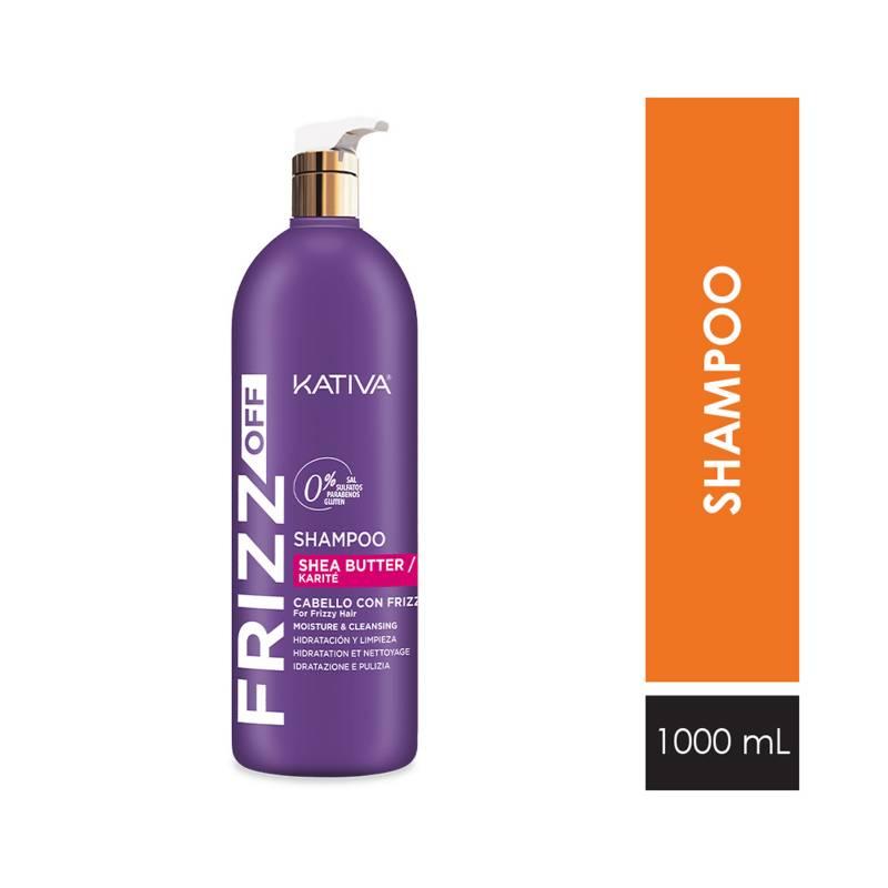 KATIVA - Kativa Frizz Off Shampoo 1000 ml