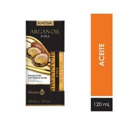 KATIVA - Kativa Argan 4 Oils 120 ml