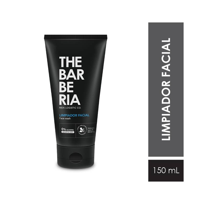 The Barberia - Limpiador facial