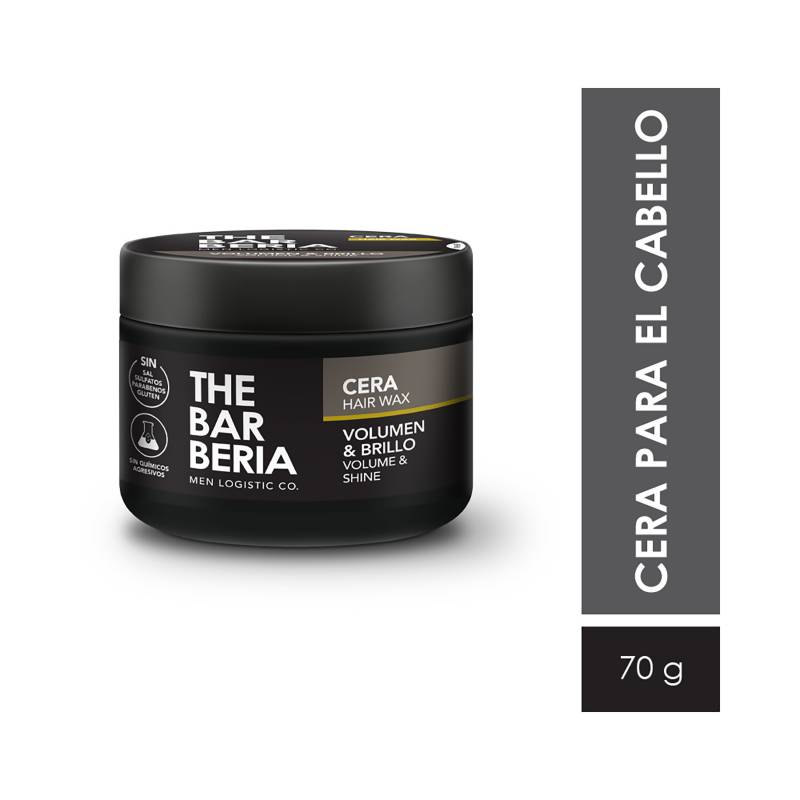The Barberia - Cera hair wax
