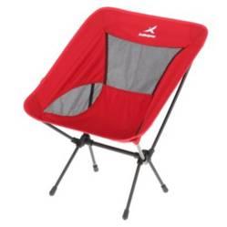 AndesGear - Silla Compactable Rojo Ag