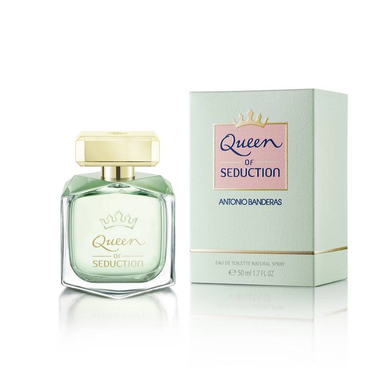 ANTONIO BANDERAS - Antonio Banderas Queen EDT 50 ml
