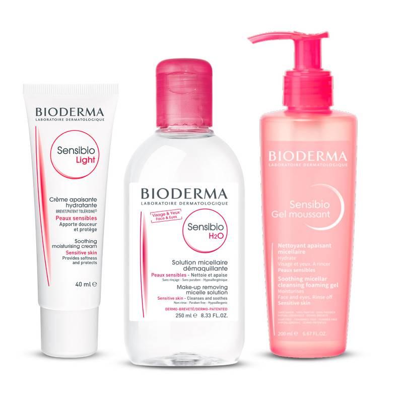 BIODERMA - Pack de limpieza e hidratación