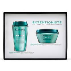 KERASTASE - Pack Resistance Extentioniste para lograr un cabello largo saludable