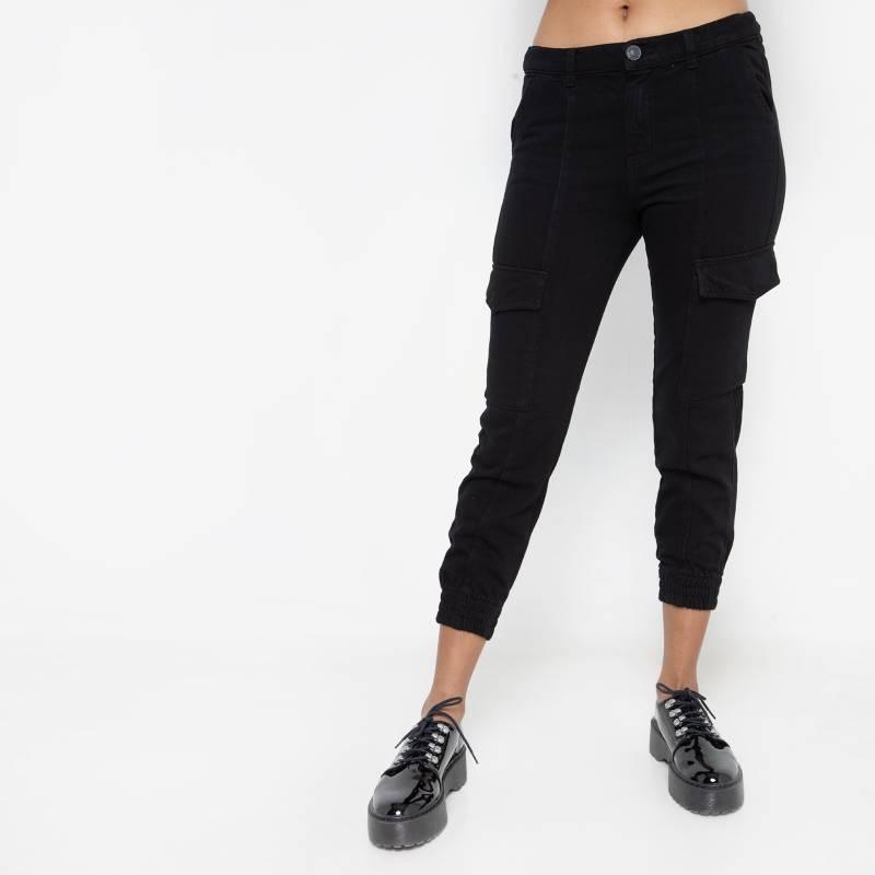 DENIMLAB - Pantalón Jogger Mujer