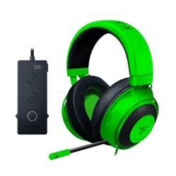 RAZER  - Audífono con Micrófono Usb Green