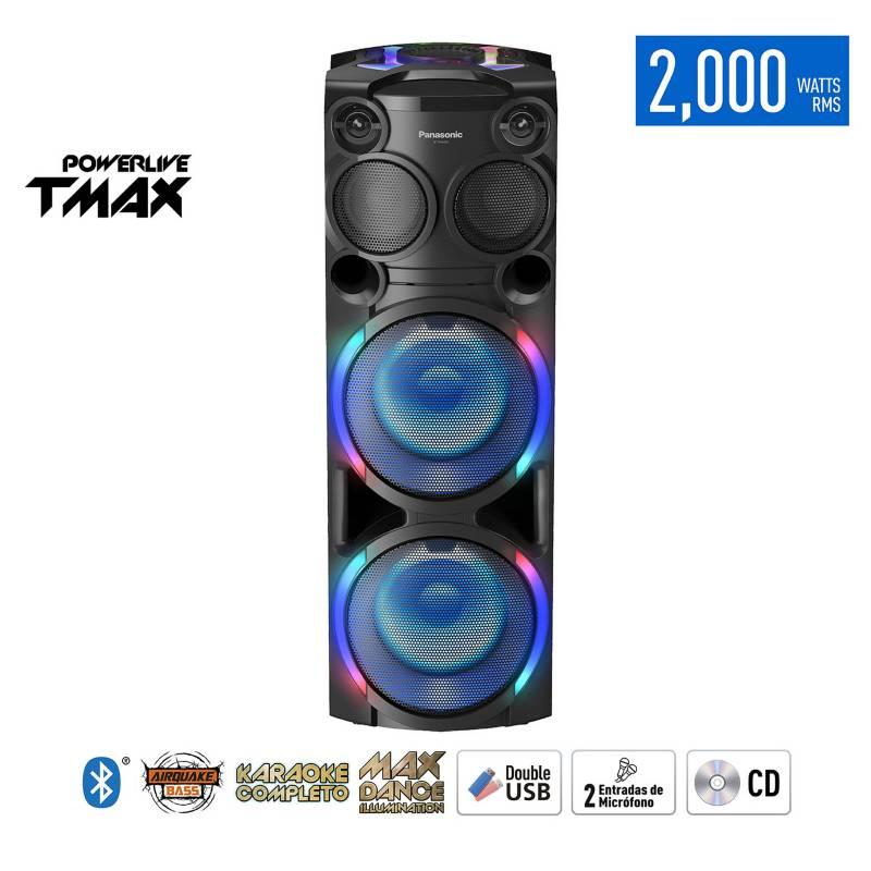 PANASONIC - Equipo de sonido TMAX50