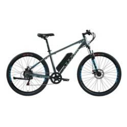 OXFORD - Bicicleta Hombre S Freeway Grafito/Cyan - 27.5