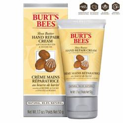 Burts Bees - Hand Cream - Shea Butter - Purse Size 50G