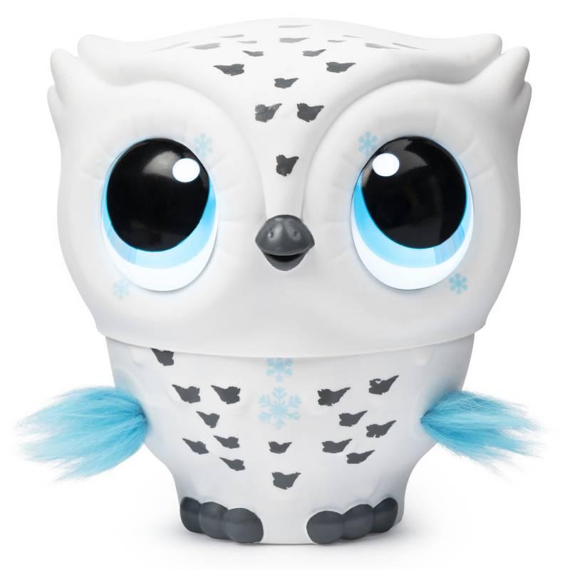 Owleez - Búho Bebé Blanco