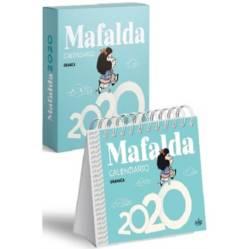 IBERO - Mafalda Calendario 2020 Azul