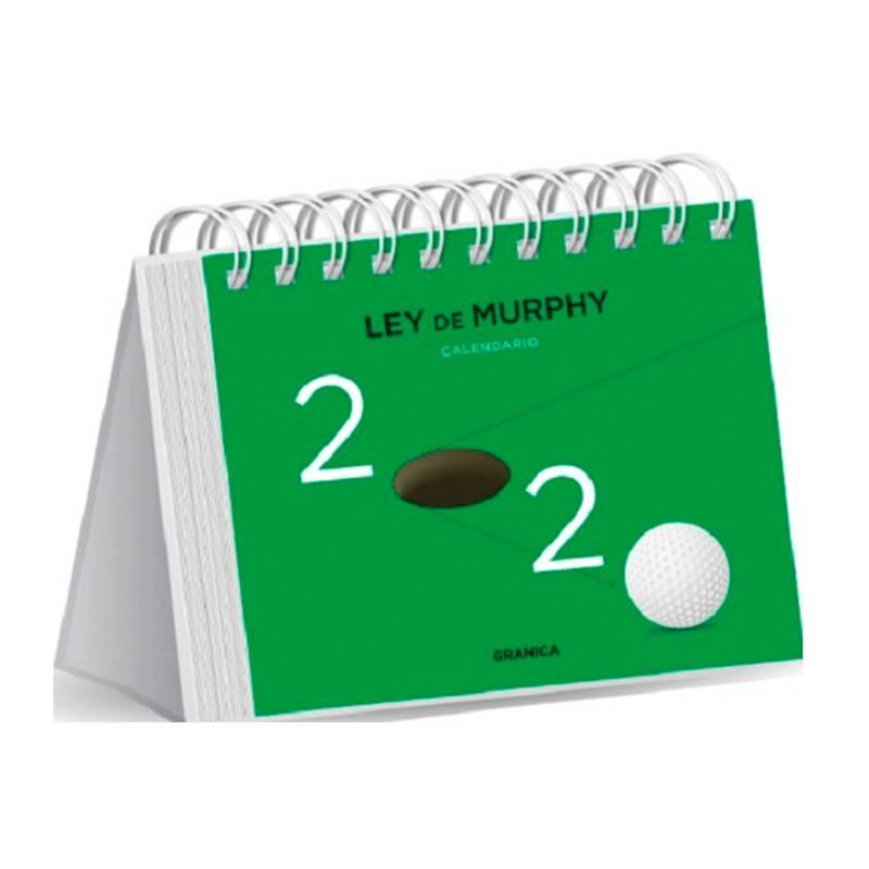 IBERO - Murphy Calendario 2020 Escrit
